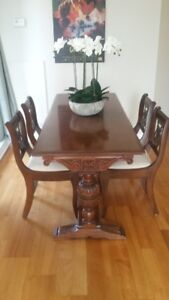 Unique and Antique Dining Table