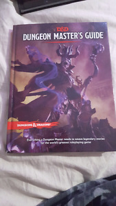 D&D Dungeon Master's Guide $45 or best offer