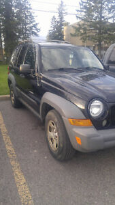2005 Jeep Liberty VUS
