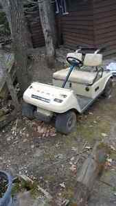 Gas Powered Golf Cart For Trade of Jet Ski, Fishing Boat