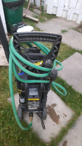 Simonis electric pressure washer