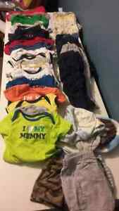 Boy Clothes Lot
