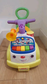 Fisher Price Truck- Music Parade Ride-On