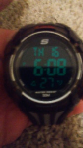 New Sketchers SR1033 Digital Watch