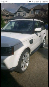 2010 Range Rover Sport SC ALL MAINTENANCE DONE low KM no acciden
