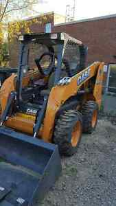 BRAND NEW CASE SR175 Skid Steer!