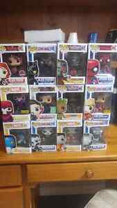 Marvel pop funko