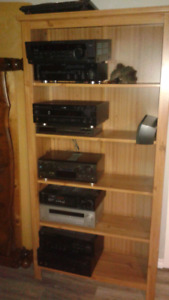 Stereo eguipment collection  must go