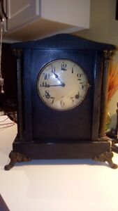 William L Gilbert Mantel Clock