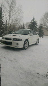 1999 Mitsubishi Evolution 6