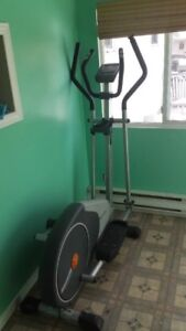 NORDIC ELLIPTICAL AND TREADMILL *MOVING NO SPACE*