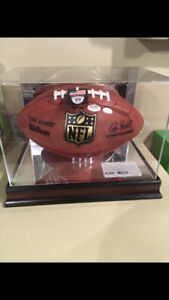 AJ Green signed game football