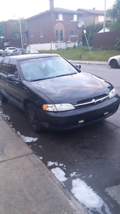 Nissan Altima 1998 GXE (negotiable)