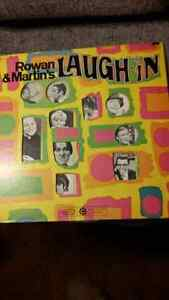 Rowan & Martin's Laugh-In Vintage Record Excellent