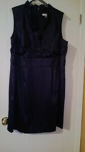 Royal Blue Sleeveless Dress