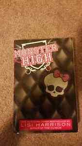 Monster high books  London Ontario image 4