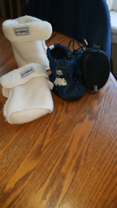 Stonz baby boots
