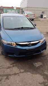 2010 Honda Civic Sedan Certified & E-Tested