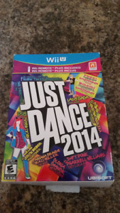 Just Dance 2014 - never used
