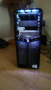 DELL XPS 630i tower w/crossfire graphics