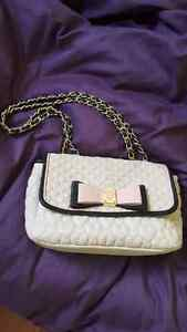 Betsey Johnson Faux Leather Purse