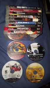 13 Ps3 games for $35