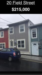 Open House Saturday 12-2. Completely Renovated. St. John's Newfoundland image 1