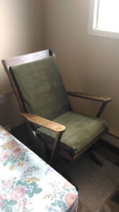 Rocker chair for sale.