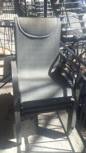 Chaises longues pour patio