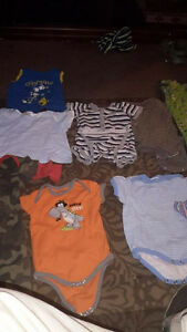 baby clothes all different sizes Windsor Region Ontario image 2
