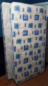 Single / Twin Matress with Box Spring