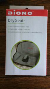 New Condition DIONO waterproof carseat pad $15 takes