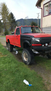 1995 Ford F-250 7.3 PROJECT