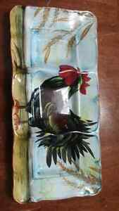 Rooster tray London Ontario image 1