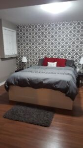 Charming Basement apt-Ajax-1 bedroom-Salem & 401