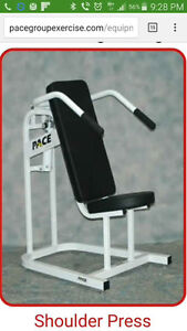 For sale Pace hydraulic exercise system