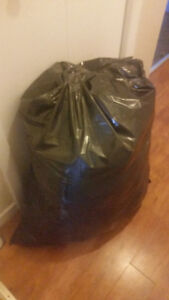 huge bag of kids clothes 0-3 months to 24 months etc
