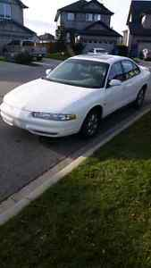 2002 oldsmobile intrigue. Selling for parts