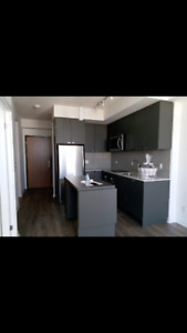 Beautiful 1 Bedroom+Den Available across from Fairview Mall TTC