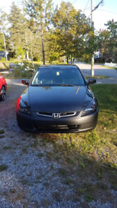 2005 Honda Accord EX 2.4L 5 Speed