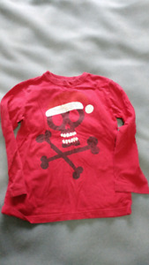 Boys 10 long sleeve shirts. Size 7/8