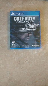 Call of Duty GHOSTS Xbox one Saguenay Saguenay-Lac-Saint-Jean image 1