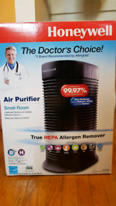 Honeywell Air Purifier (brand new)