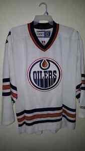 Oilers  Jersey XXL   $60.00
