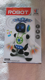 New dancing robot