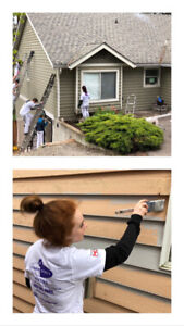 Painters Needed for Summer (Ladner and Tsawwassen)