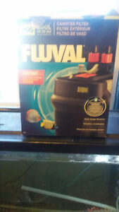 75gal tank includes fluval pump