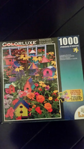 TWO JIGSAW PUZZLES