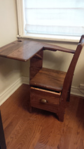 Old Fashion Child's School Desk