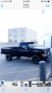 1984 Chevy square body